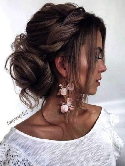 Good Photo Bridesmaid Hair Asian Thoughts Maid Matron Of Honour Hairstyles Is Often Confusing A Hair Styles Medium Length Hair Styles Wedding Hair Inspiration