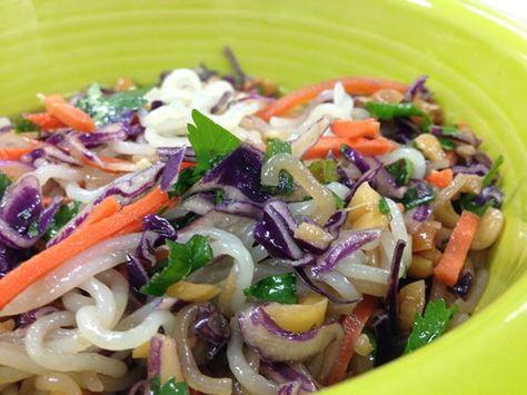 Pasta Zero Thai Salad
