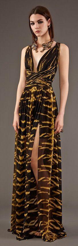 Glamour gowns / karen cox.  Roberto Cavalli Pre-Fall 2015