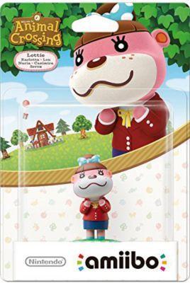 Amiibo Figur Karlotta Animal Crossing Nintendo Nintendo 3ds Animal Crossing Wii