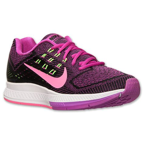 b753e40d094f2 Women s Nike Zoom Structure 18 Running Shoes - 683737 500