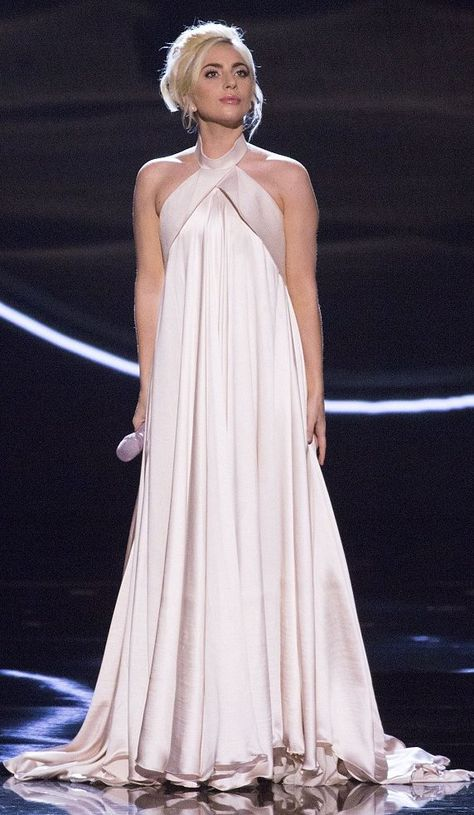 bfcf1d8162a Lady Gaga in Brandon Maxwell performs during the Royal Variety Show in  London.  bestdressed