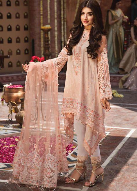 Pakistani Suits Aarzoo Festive Collection Anaya By Kiran Chauhdry