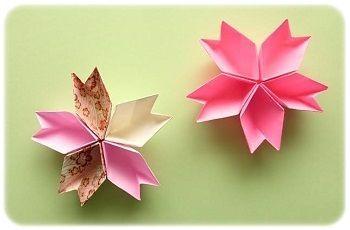 ボード 折り紙 桜 のピン