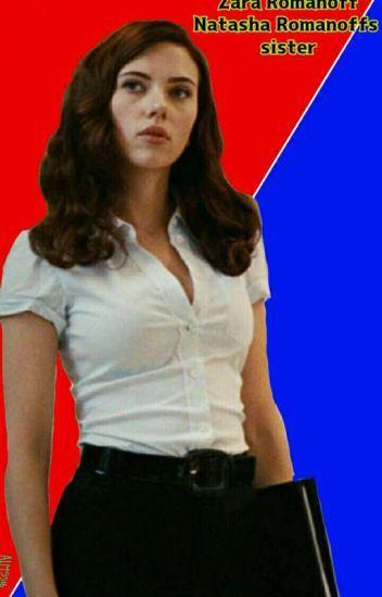 Zara Romanoff ~ Natasha Romanoffs Sister | Avengers family
