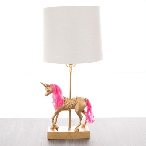 you probably already have a drill and hot glue gun so add to that a you probably already have a drill and hot glue gun so add to that a cheap barbie unicorn a lamp kit some wiring accessories and some diy magic