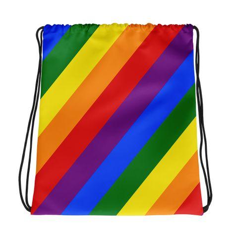 Flag of Colorado Fashion Diagonal Single Shoulder Workout Bag