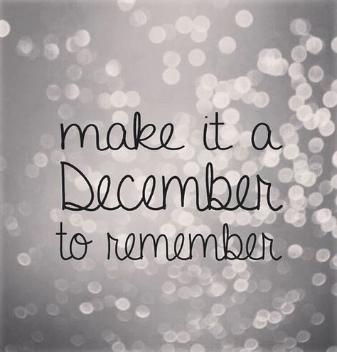lastmonthoftheyear Happy December! What are your...