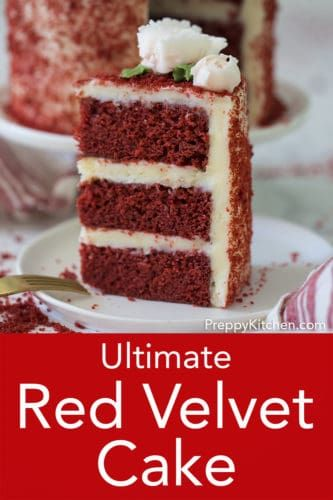 Best Red Velvet Cake Preppy Kitchen Velvet Cake Recipes Moist Cake Recipe Red Velvet Cake Recipe