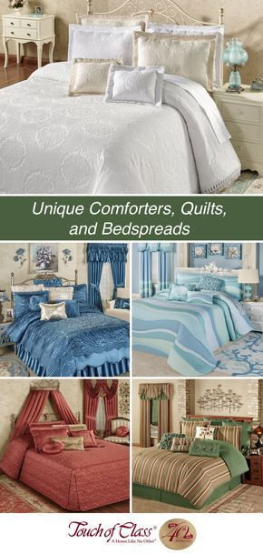 Explore Touch Of Class Bedspreads And Comforters Designed Exclusively By Touch Of Class This One Of A Kind Beddi Unique Comforters Bed Spreads Touch Of Class Touch of class bedspreads and comforters