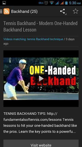 Learn Tennis Fast Is The Fastest Way To Learn Tennis Using Your