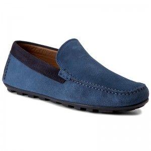 Mokasyny Kazar Enzo 27801 02 19 Granatowy Loafers Shoes Style