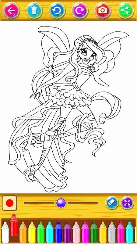 Overlord Anime Coloring Pages Printable Best Of Coloring Book For Winx Hd For Android Apk Download Coloring Pages Coloring Books Anime