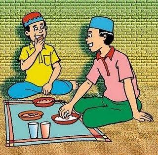 25 Gambar Kartun Adab Makan Dan Minum 5 Tata Cara Makan Dan Minum Sesuai Sunnah Rasulullah Download Adab Makan Dan M Cartoon Images Funny Cartoons Cartoon
