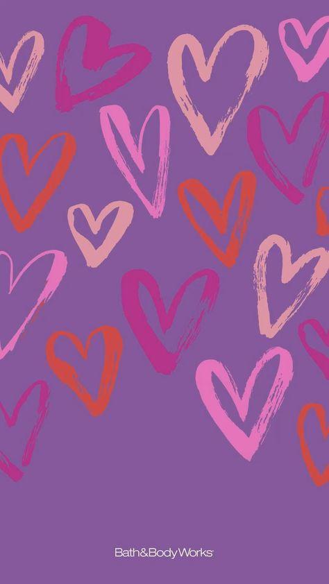 Os melhores Wallpapers você encontra aqui #coracoes #wallpapers