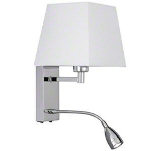 Dual Wall Light With Adjule Arm