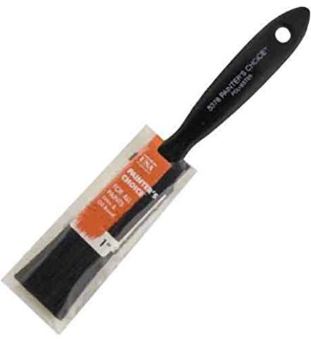 Wooster Brush 5378 1 Painter S Choice Polyester Brush 1 Inch Wooster Brush Paint Brushes And Rollers Wooster