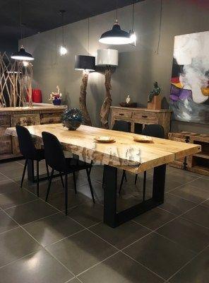 Tavolo in legno di cedro rosso del Libano Dorian | Cedro ...