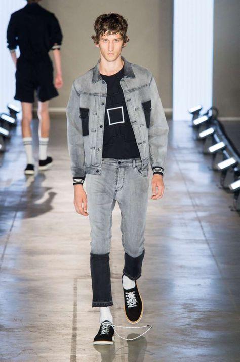 Christian Pellizzari Spring 2018 Men's Fashion Show - The Impression