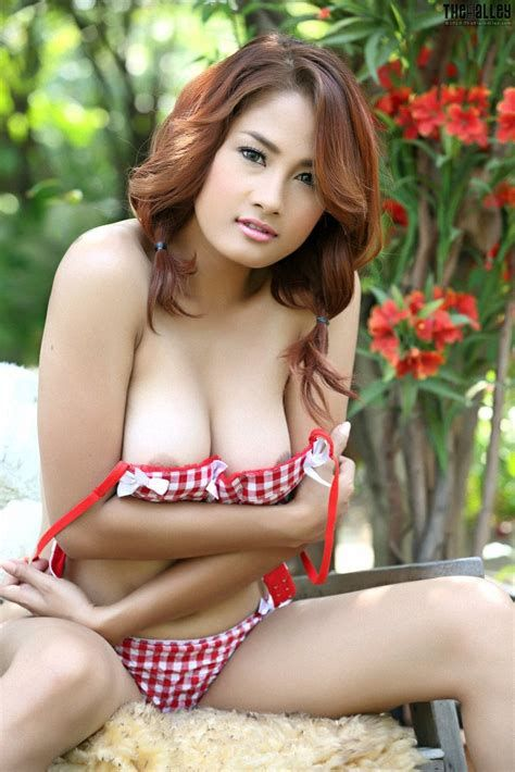 Girl Model Thai Thailand