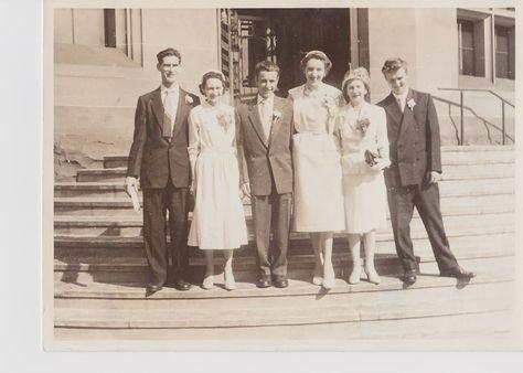 Martinews - 52 Ancestors in 52 weeks: #FearlessFemales - Day 5 - How did they meet?