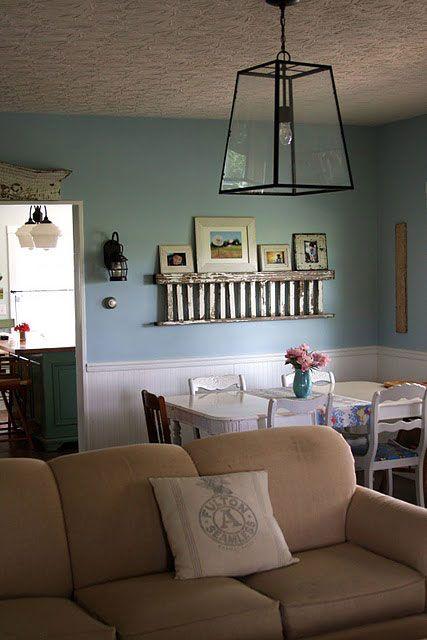 14 best LR\/DR combo ideas images on Pinterest Dining rooms - schwarz weiß wohnzimmer