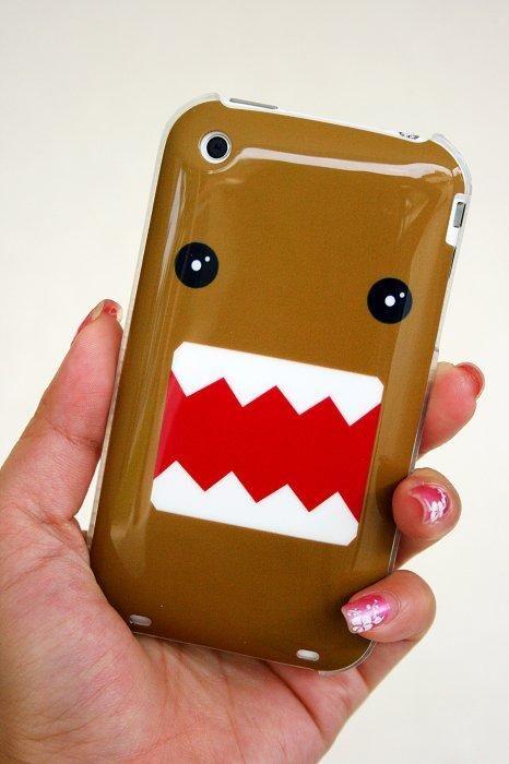 domokun iphone case