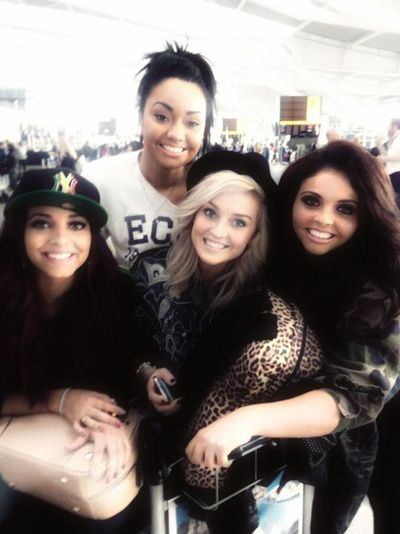 Little Mix :) Im going theough a little mix obsession! Uh oh! Its like one direction but all over again!