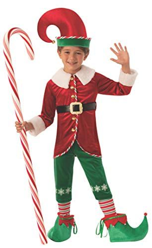 Rubie S Child S Elf Boy Costume Medium Rubie S Https Www Amazon Com Dp B07nzzyb69 Ref Cm Sw R Pi Dp U X Kids Elf Costume Christmas Elf Costume Boy Costumes