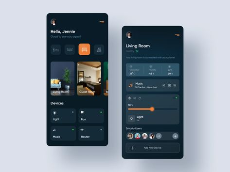 Smart Home App Exploration