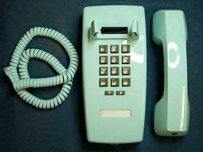 WALL TELEPHONE AVAYA 2554MMGN (AQUA) | Telecom | Pinterest | Telephone,  Aqua And EBay