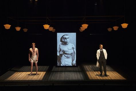 Bradley Cooper Is Lucid and Luminous in Scott Ellis's Revival of The Elephant Man