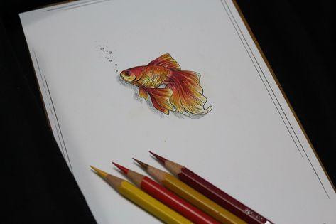 tattooed T h e F i s h • #fishsketch...