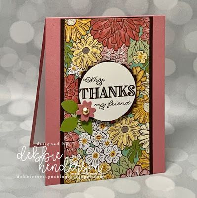 March Stamp Ink Team Meeting Projects Debbie S Designs Stampin Up Cards Stamped Cards Stamping Up Cards
