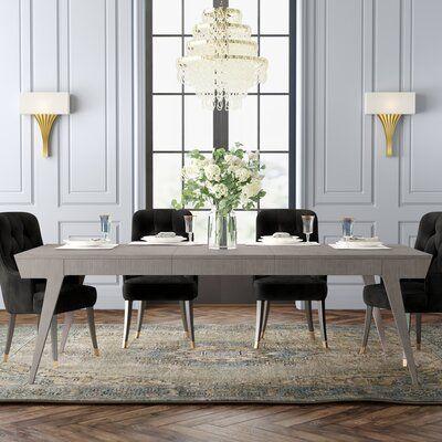 Artistica Cohesion Program Extendable Dining Table Extendable Dining Table Dining Table Furniture