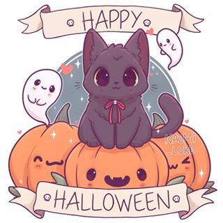 Descargar Cute Fox Wallpaper De Bradleyjohnsontv D5 Graciosamente En Zedge Ahora Hermano Cute Halloween Drawings Anime Halloween Kawaii Halloween