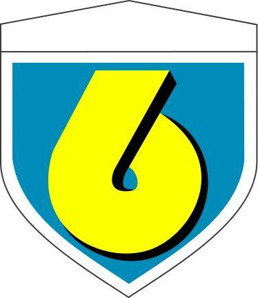 File Jgsdf 6th Division Svg Symbols Insignia Pie Chart