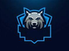 Mentahan Logo Dan Esport Keren Pixellab Dan Picsay Pro Zuhaery Logo Keren Logo Hewan Gambar Serigala