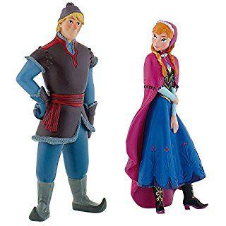 Bullyland Walt Disney Frozen Die Eiskönigin Kristoff Neu