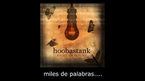 Hoobastank A Thousand Words Subtitulos En Espanol Hoobastank
