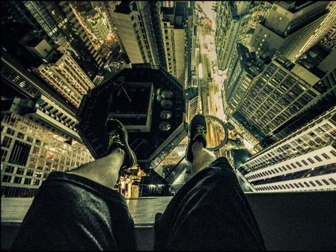 Barcroft MediaAndrew Tso Vertigo Pinterest Weird News And - Daredevil duo climb hong kongs buildings capture like youve never seen