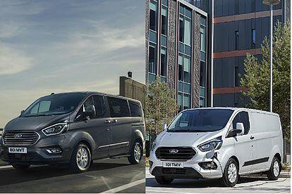Nuevos Ford Transit Y Tourneo Custom Enchufables Y Con Mas De 50