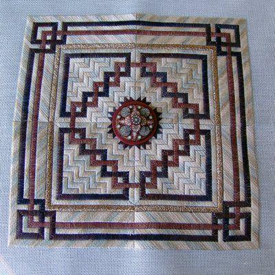 celtic quilt patterns | Celtic Knot Quilt Patterns by Isabelle ... : celtic knot quilt pattern - Adamdwight.com