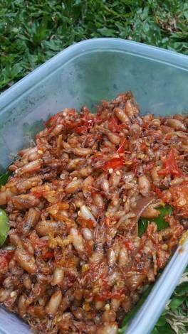 Resep Sambal Baby Cumi : resep, sambal, Resep, Sambal, Afridatul, Luailiyah, (Maziya, Kitchen), Masakan,, Makanan, Asia,