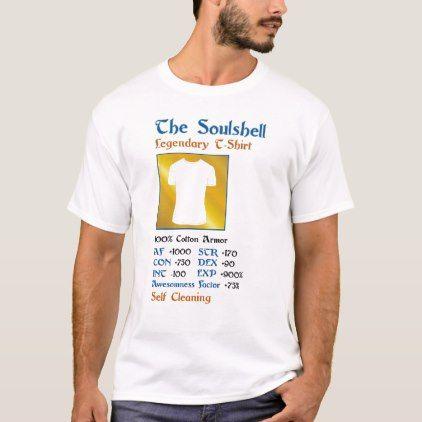 Legendary Mmorpg Gamer Awesome Rpg Player Cool T Shirt Zazzle Com Cool T Shirts Veteran T Shirts T Shirt
