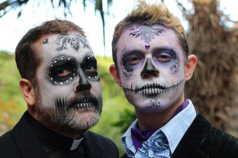 Dias de los Muertos, San Francisco (art.:Art Gimbel)