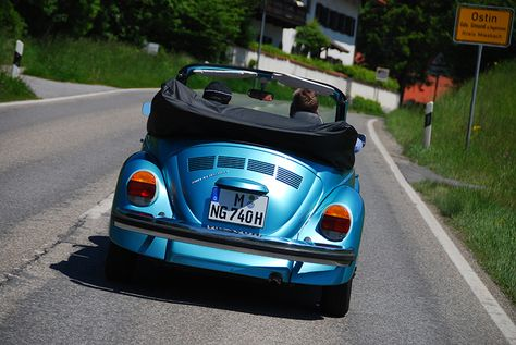 VW Käfer 1303 Cabriolet | Nostalgic Oldtimerreisen