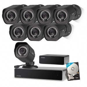 Top 10 Best Ip Security Camera Systems In 2021 Reviews Hqreview Wireless Home Security Wireless Home Security Systems Security Camera System