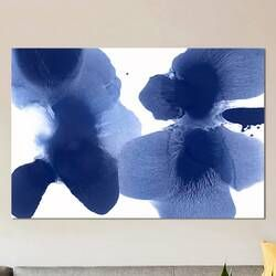 Blue Cluster Ii By Pi Creative Art Picture Frame Print On Paper Allmodern In 2020 Painting Prints Canvas Prints Abstract Painting Print