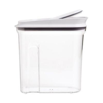 Oxo Good Grips 3 4 Qt Pop Cereal Dispenser Cereal Dispenser